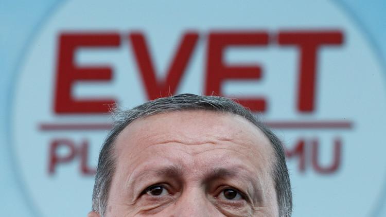 الصلاحيات التي يطالب بها أردوغان