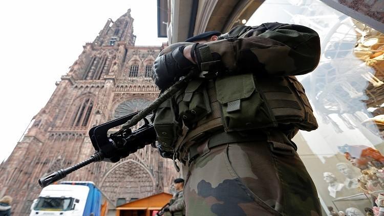 الإرهابيون يخططون لاستهداف مرشحي الرئاسة الفرنسيين