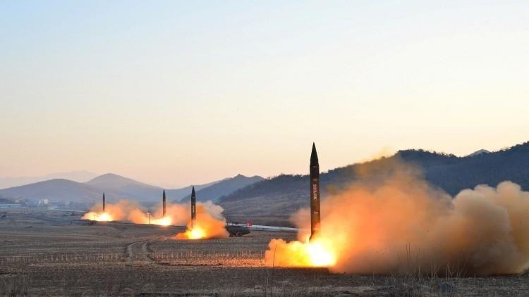 واشنطن: كوريا الشمالية اختبرت صاروخا متوسط المدى