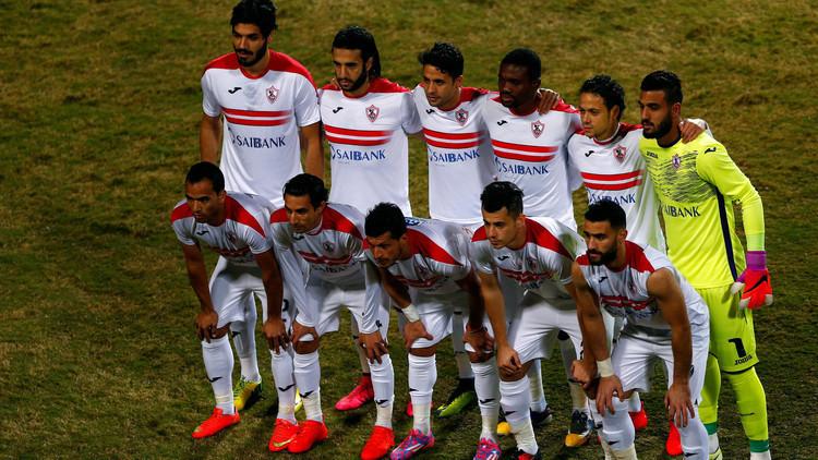 معاقبة الزمالك على تغيبه عن مباراة مصر المقاصة في الدوري