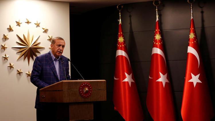 أردوغان: التعديلات المتعلقة بالنظام الرئاسي ستقر بعد انتخابات 2019