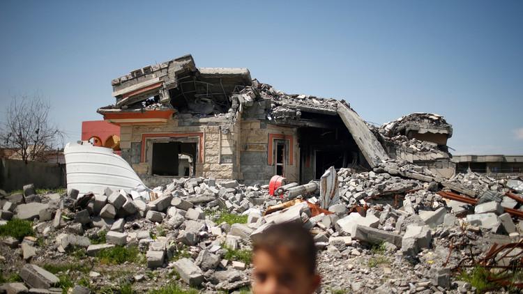 سكان الموصل ما زالوا عرضة لقصف التحالف
