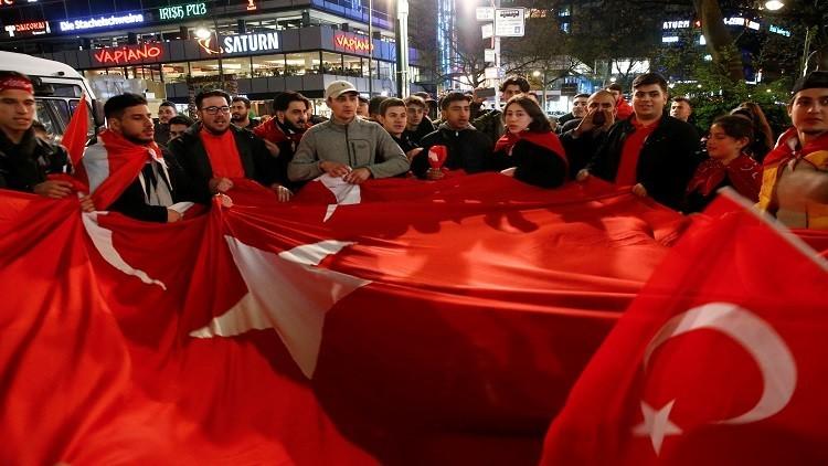 موسكو: نتائج الاستفتاء التركي شأن داخلي