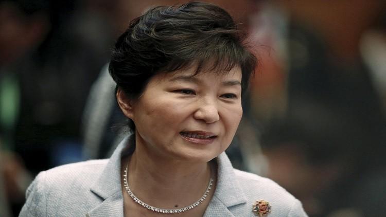توجيه تهمة الفساد رسميا لرئيسة كوريا الجنوبية المقالة