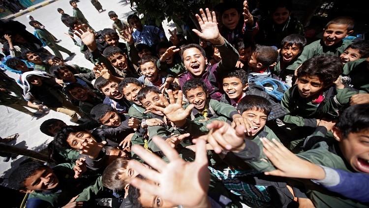 الأمم المتحدة: الأزمة الاقتصادية تهدد تعليم ملايين الأطفال باليمن