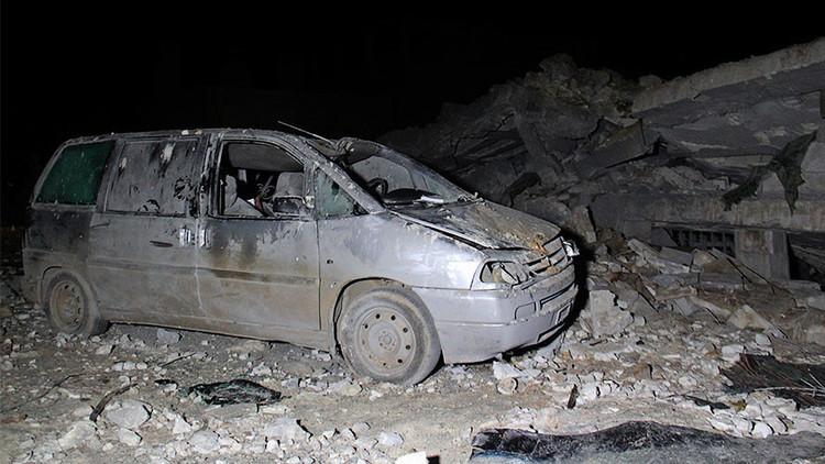 واشنطن قصّرت في تفادي إصابة المدنيين في ريف حلب
