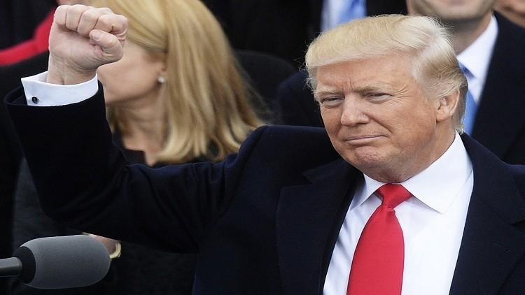 ترامب يأمل بحل مشكلة كوريا الشمالية بطرق سلمية