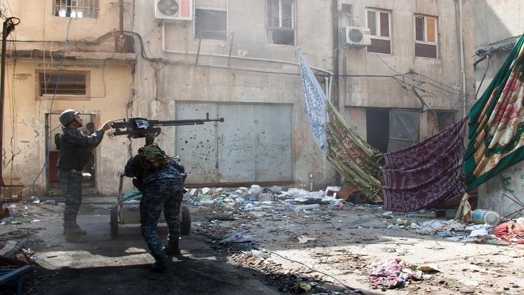 تساقط قادة داعش الروس في الموصل