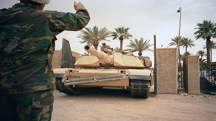 وصول قوات أمريكية إلى عين الأسد لقتال