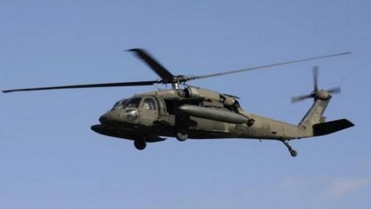 مقتل 12 عسكريا سعوديا بتحطم مروحية في اليمن