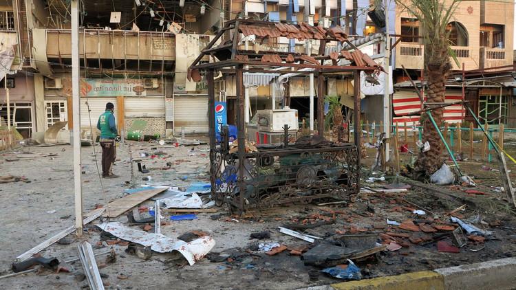 قتيل وإصابات بتفجير عبوة ناسفة في بغداد