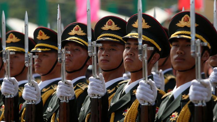 الصين تشكل 84 وحدة عسكرية جديدة