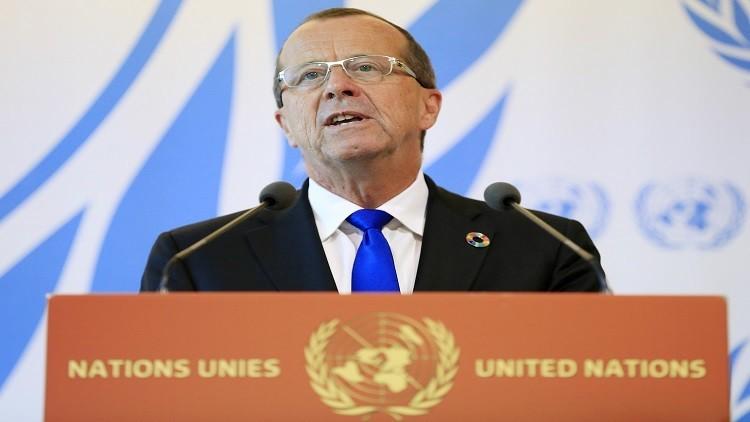 كوبلر: الأزمة الليبية تهدد وحدة البلاد