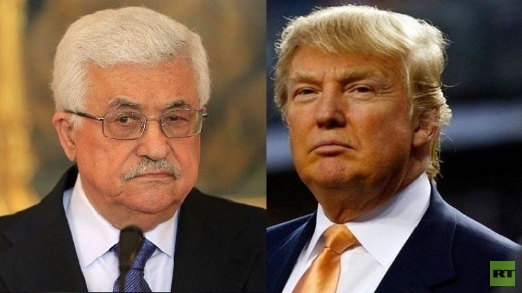 البيت الأبيض: ترامب يلتقي عباس مطلع مايو