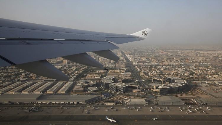 أولى تداعيات القيود الأمريكية على عملاق الطيران الخليجي