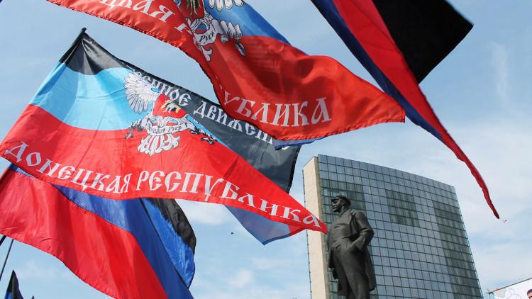 الكرملين: لا نحاول إدماج منطقة دونباس بروسيا
