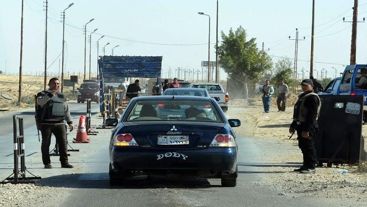 مقتل شرطي مصري بانفجار عبوة ناسفة في سيناء