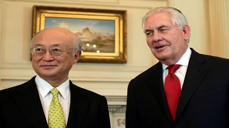 موسكو تتحدى واشنطن بشأن الاتفاق النووي الإيراني