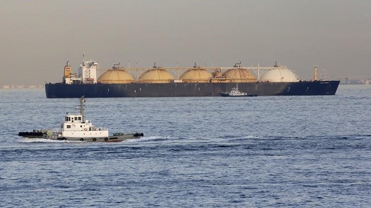 روسيا تورد الغاز المسال إلى دولتين في الخليج