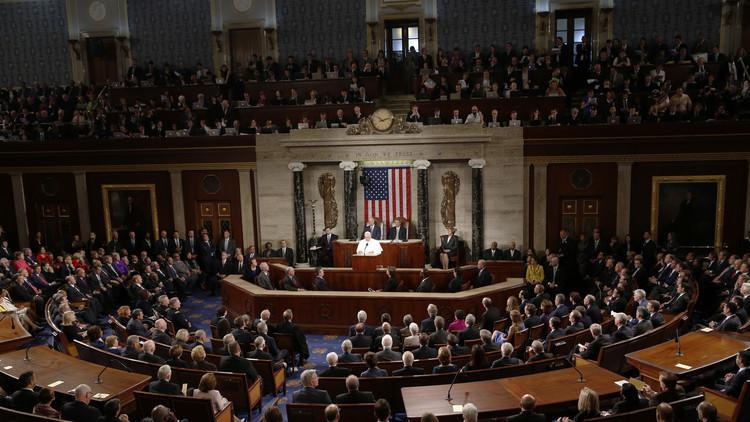 فضحُ الكونغرس الأمريكي كمكان يباع فيه كل شيء
