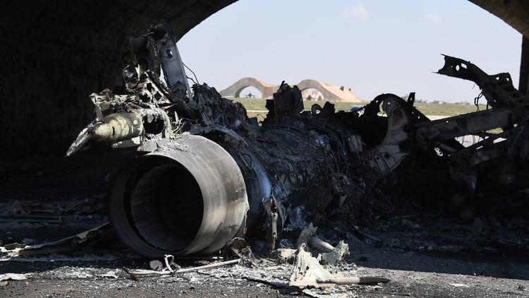 منظمة حظر الأسلحة الكيميائية ترفض مقترحات روسيا وإيران حول التحقيق بحادثة خان شيخون