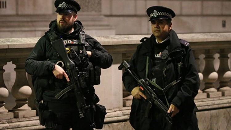 توقيف شخصين في لندن للاشتباه بتحضيرهما لهجمات إرهابية