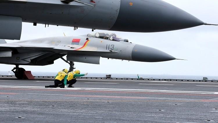 واشنطن ترصد تزايدا في نشاط طائرات قاذفة صينية