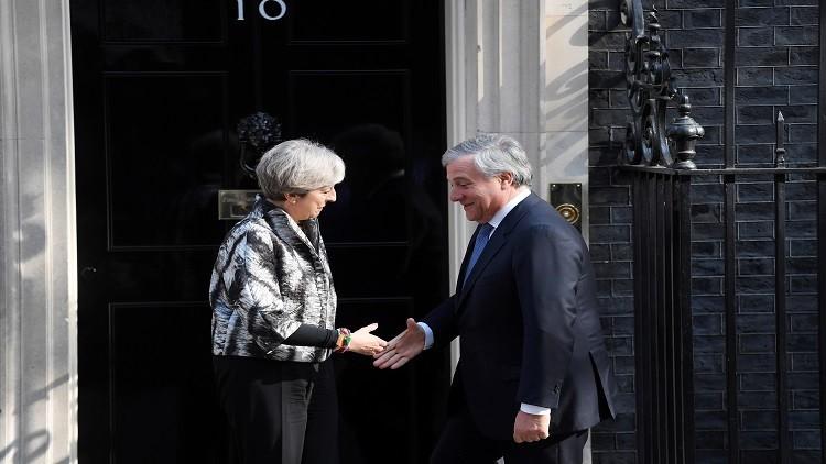 رئيس البرلمان الأوروبي لا يستبعد إلغاء عملية خروج بريطانيا من الاتحاد الأوروبي