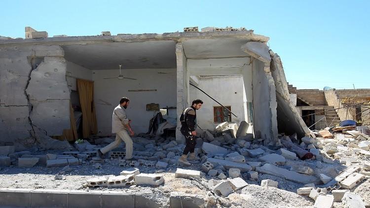 منصة موسكو للمعارضة السورية تدعو لتشكيل لجنة دولية للتحقيق بحادثة خان شيخون