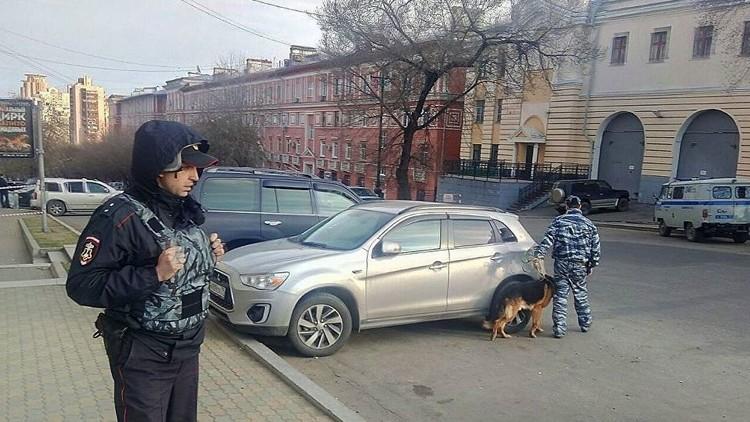 مقتل شخصين بإطلاق نار في مكتب لمصلحة الأمن الفدرالية الروسية في خاباروفسك وتصفية المهاجم