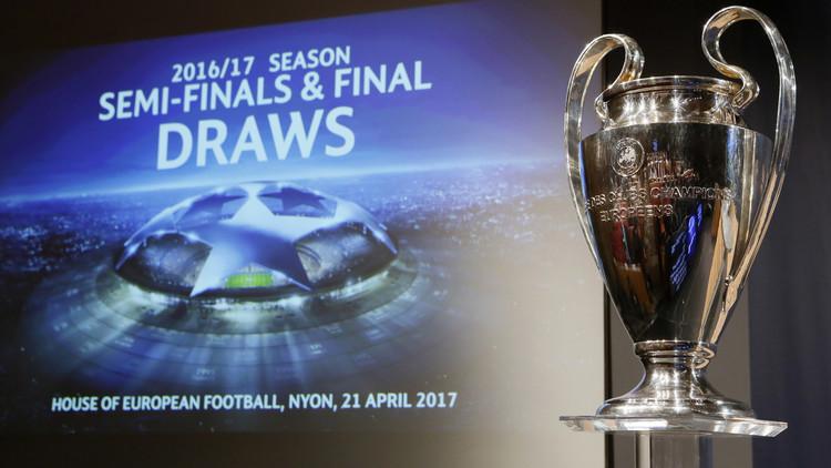 قرعة نصف نهائي دوري أبطال أوروبا