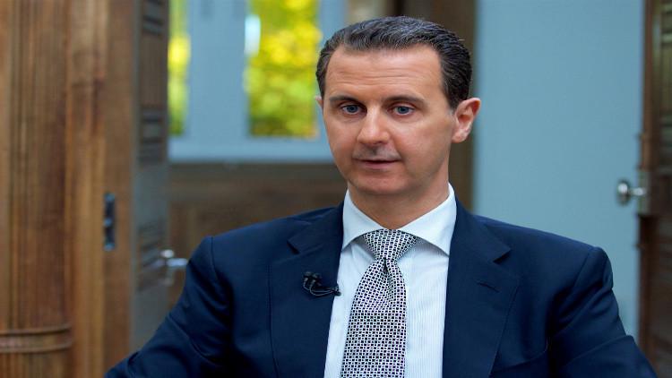 الأسد: الغرب يضخم أعداد القتلى في سوريا لإظهار الأمر مروعا