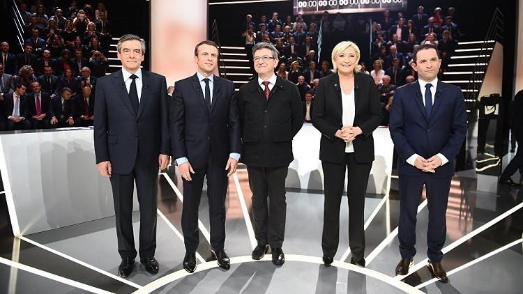 المرشحون لانتخابات الرئاسة الفرنسية يعزون ويتضامنون مع الشرطة