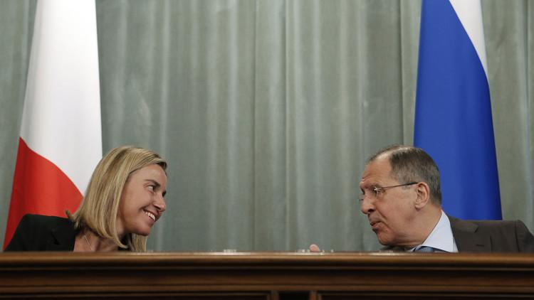 ماذا تنتظر موسكو من زيارة موغيريني؟