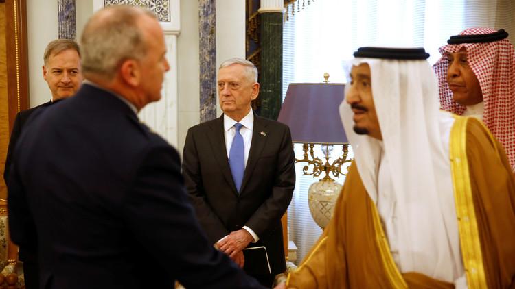 ليس لدى الولايات المتحدة استراتيجية لمحاربة