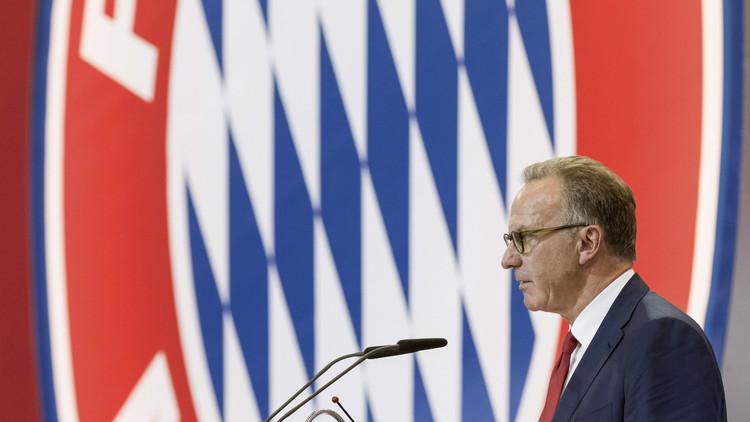 رئيس بايرن ميونخ عن التحكيم في المباراة مع ريال مدريد: لقد جرى غشنا