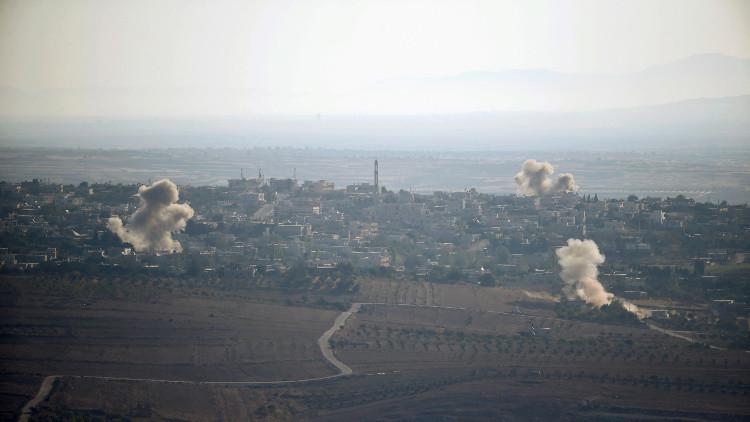 إسرائيل تقصف مواقع الجيش السوري في القنيطرة
