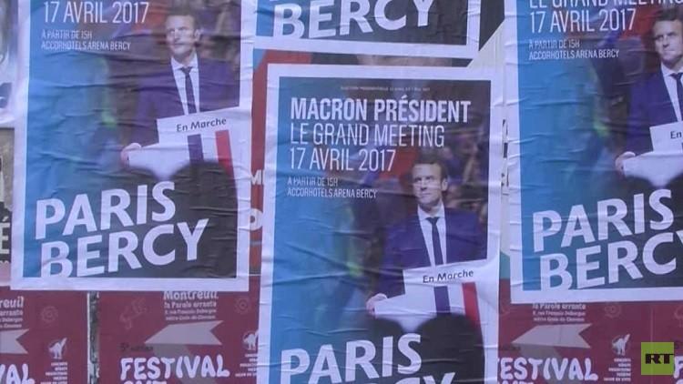استعدادات لخوض انتخابات الرئاسة الفرنسية