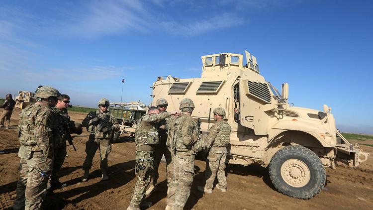 القيادة المركزية الأمريكية : الجيش الأمريكي يقتل مساعدا للبغدادي في عملية برية بسوريا