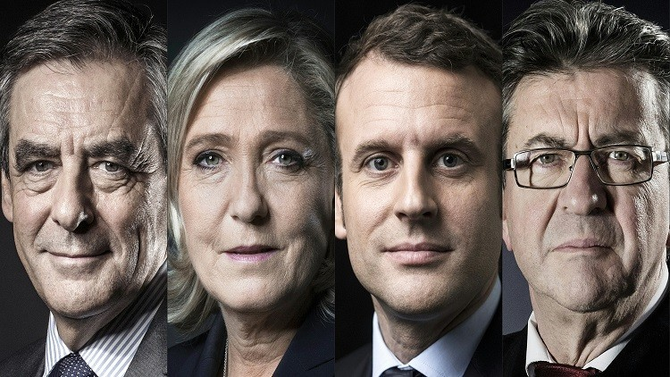 السير الذاتية لأبرز المرشحين لانتخابات الرئاسة الفرنسية