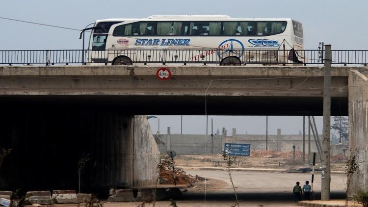 عودة الرحلات البرية بين القامشلي وبيروت بعد 4 سنوات