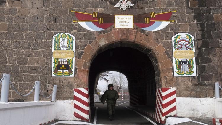 مقتل عسكري روسي في أرمينيا