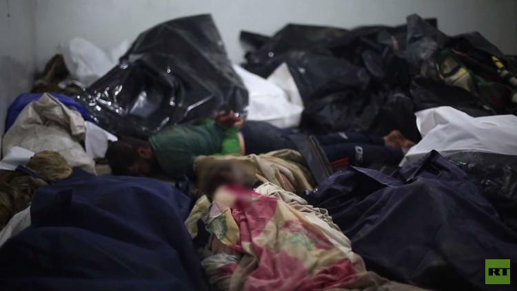 لا مكان فارغ في ثلاجات الموتى في الموصل