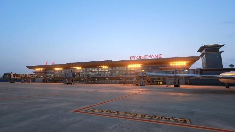 احتجاز مواطن أمريكي في مطار بيونغ يانغ