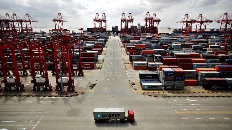 24 مليار دولار الفائض التجاري الصيني في مارس