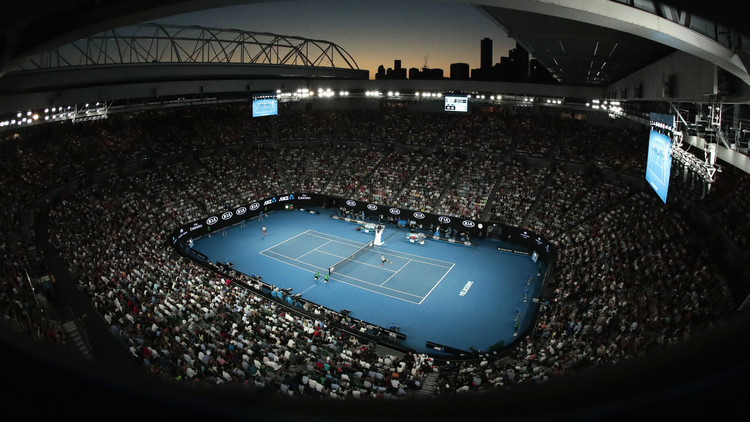 أستراليا المفتوحة للتنس ستقام على ملعب جديد