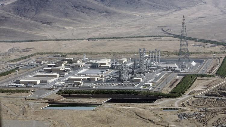 اتفاق بين طهران وبكين لإعادة تصميم مفاعل