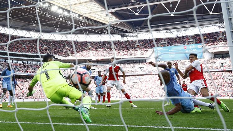 لقب بطل كأس إنكلترا بين أرسنال وتشيلسي