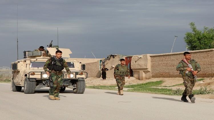 استقالة وزير الدفاع الأفغاني ورئيس أركانه