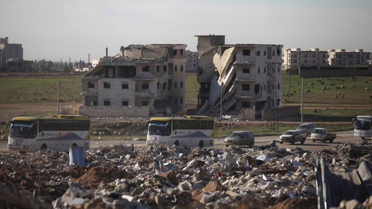 محافظ حمص: إخلاء حي الوعر من كافة المسلحين بحلول 13 مايو